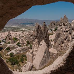 Kapadokia , Turkey by Nikos Pa - Travel Locations Landmarks