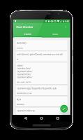 Screenshot of Root Checker