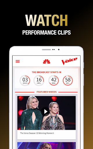 The Voice Official App on NBC screenshot 15