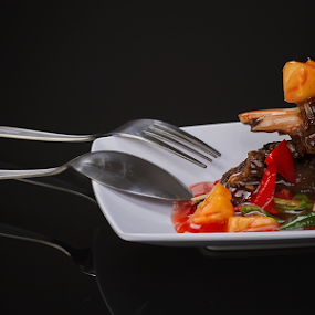 good night  by Sesar Arief - Food & Drink Plated Food