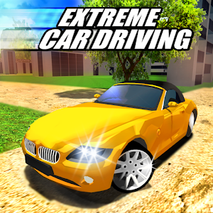Extreme Super Car Driving 3D