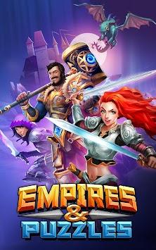 Empires & Puzzles apk screenshot