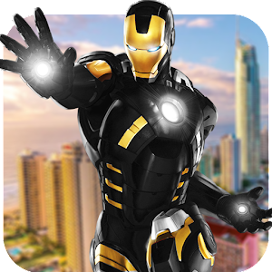 Ultimate KungFu Superhero Iron Fighting Free Game For PC (Windows & MAC)