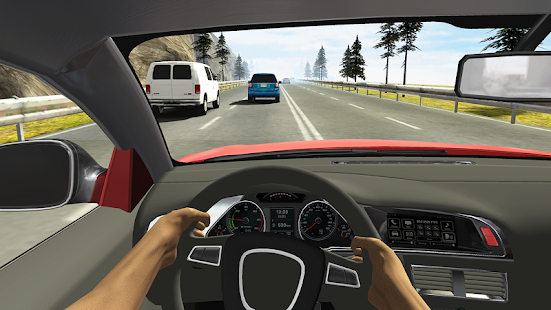 Game Racing in Car APK for Kindle