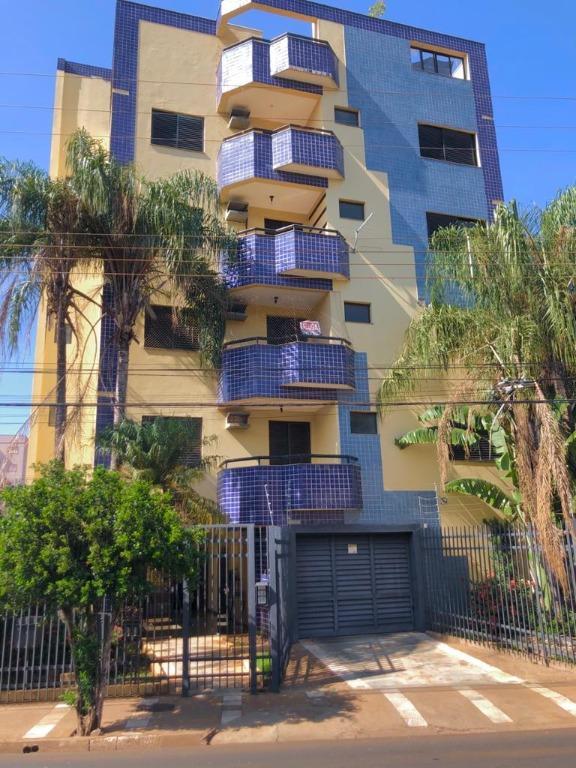 Apartamento com 2 dormitórios à venda, 97 m² por R$ 185.000,00 - Estados Unidos - Uberaba/MG