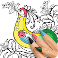 Coloring Book APK for Bluestacks