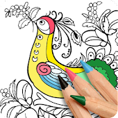 Download Coloring Expert Coloring Book APK on PC