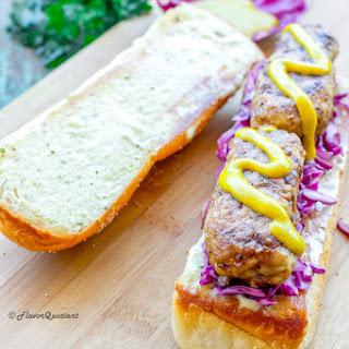 Chicken Fried Hot Dog Recipes