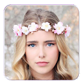 App Flower Crown Hairstyle Maker APK for Kindle