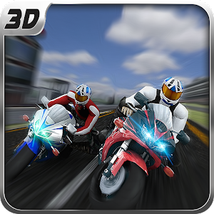 Super Moto Bike Rider 3D