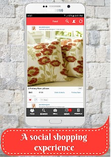 Upflair -Buy & Sell Home Décor - screenshot