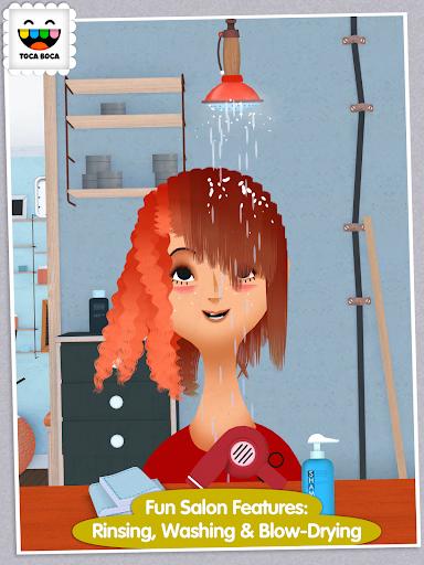 Toca Hair Salon 2 screenshot 10