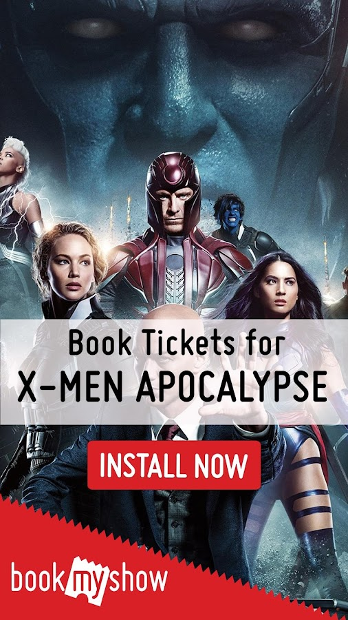 BookMyShow–Movie Tickets,Plays Screenshot 0