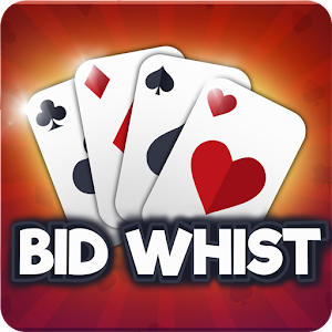 Play the best Bid Whist for android phones and tablets. It is totally free. APK Icon