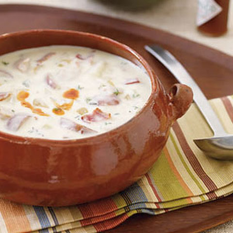 Hearty Clam Chowder