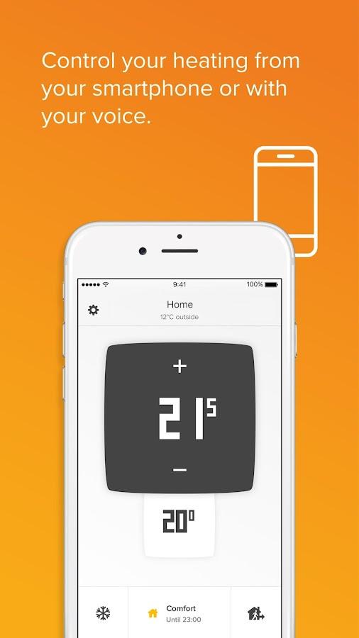 Netatmo Energy Android Apps On Google Play