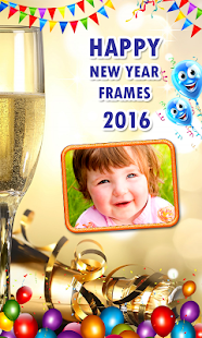New Year Frames 2016 Free - screenshot