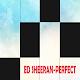 Ed Sheeran Piano Game