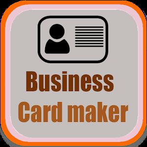 Download Business Card Maker APK on PC