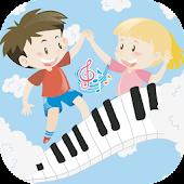 Download virtual piano:piano-kids APK on PC