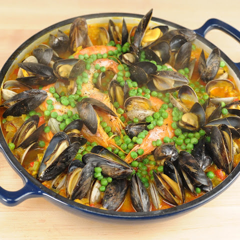 Emeril's Seafood Paella