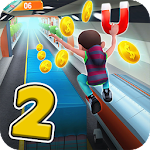 Street Runner 2 - Subway Boy Icon