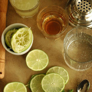 Spiced Honey Mojito