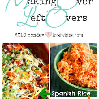 Baked Spanish Rice With Cheese Recipes