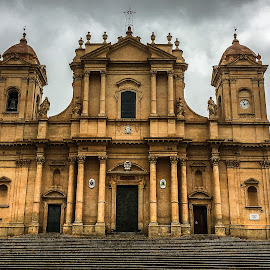 Noto - sicily by Antonello Madau - Instagram & Mobile iPhone