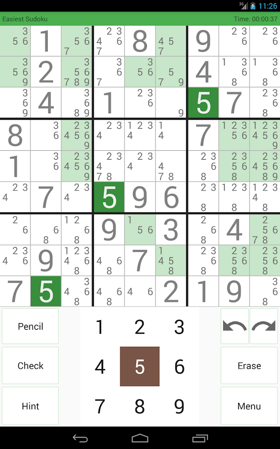 Supreme Sudoku Screenshot 8