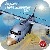 Game Airplane Pilot Flight Simulator 2017 Pro APK for Kindle