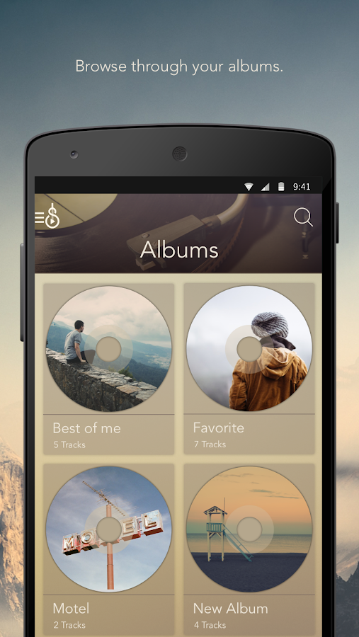 Solo Music Player Pro Screenshot 3