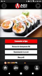 Aki Sushi APK for Bluestacks