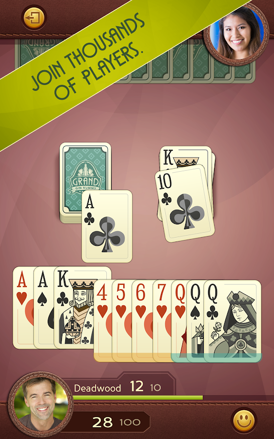 Grand Gin Rummy Screenshot 5