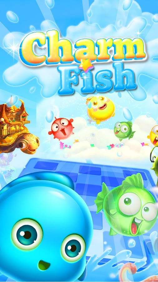 Charm Fish - Fish Mania Screenshot 4