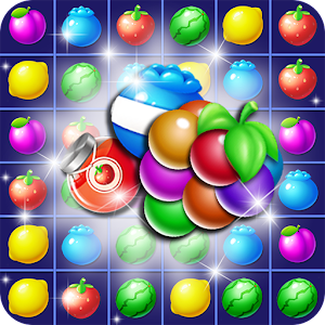 Fruit Candy World