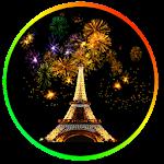 Diwali Fireworks Wallpaper Icon