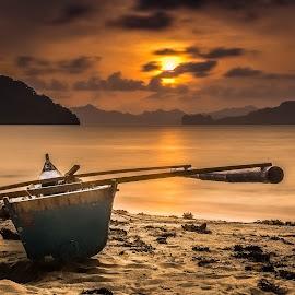Should I? by Joao Carvalho - Landscapes Sunsets & Sunrises