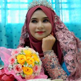 by Sultan Firaun - Wedding Bride
