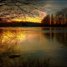 by Jana Vondráčková - Landscapes Sunsets & Sunrises