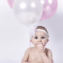 First Cake by James Betts - Babies & Children Babies