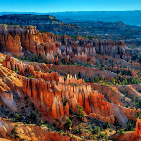 Bryce Canyon by Brent Clark - Landscapes Deserts ( desert, utah, southwest, bryce, canyon, landscape, bryce canyon )