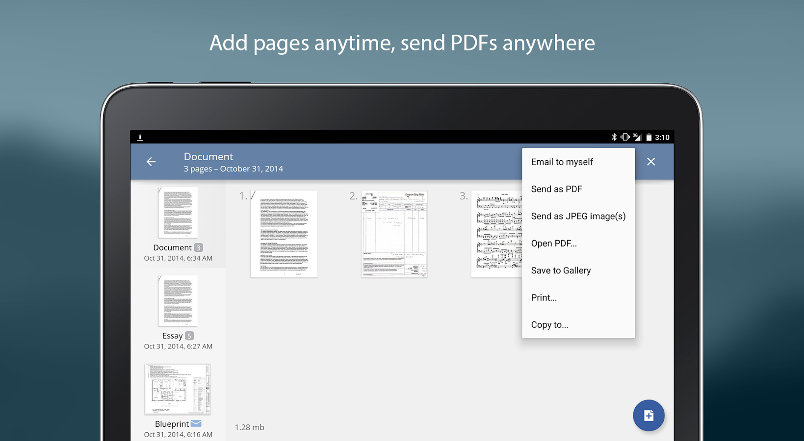 TurboScan: scan documents and receipts in PDF Screenshot 16