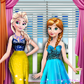 Ice Princess Wardrobe Setting APK for Bluestacks