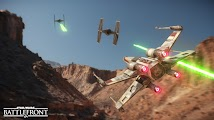 Here's the first look at Star Wars: Battlefront