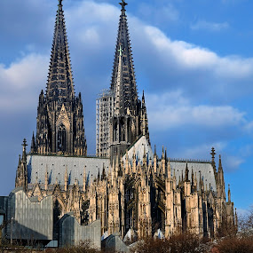 Cologne Dom by Gabriel Catalin - Landscapes Travel