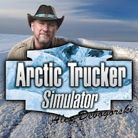 Arctic Trucker Simulator For PC (Windows And Mac)