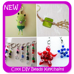 Download Cool DIY Beads Keychains for PC - Free Lifestyle App for PC