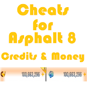 App Cheats for Asphalt 8 Credits APK for Kindle
