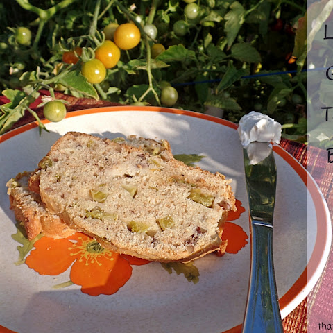 Lighter Green Tomato Bread